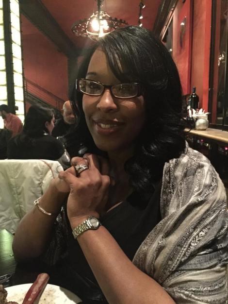 Interracial Romance Author Latrivia S. Nelson